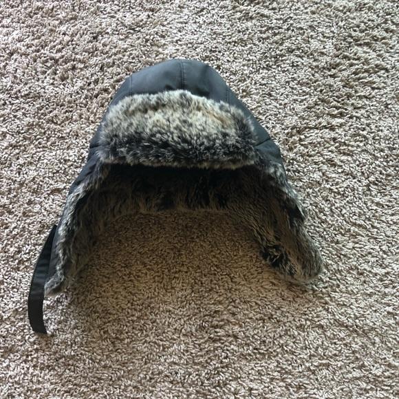 be60c47c08c79 Woolrich Bros Rabbit Fur Trapper Hat M. M 5b63e83a74359b1ece0e9e2d